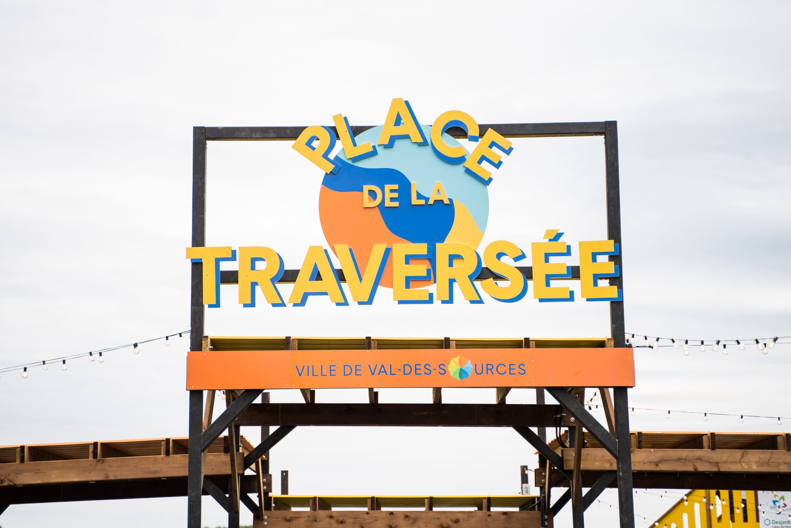 Place de la Traversée